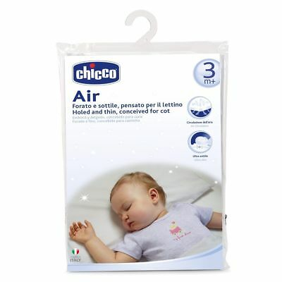 Chicco Cushion Suffocation Air for Il Cot Infants Slim and Drilled cm45x32x2