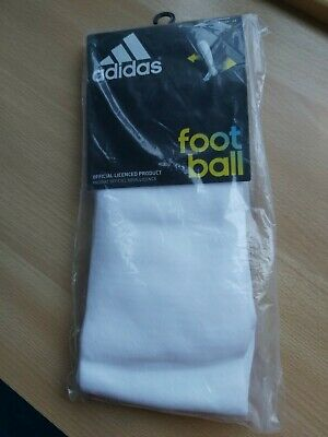 Adidas adisock 12 3 stripes football socks size 10 1/2 - 12