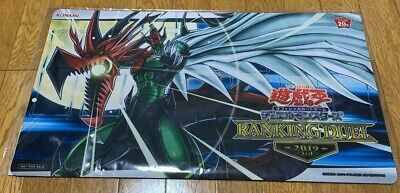 Yu-Gi-Oh! Elemental Hero Flame Wingman Official Playmat RANKING DUEL 2019 SEALED