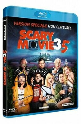 Scary Movie 3 (Anna Faris, Anthony Anderson) BLU-RAY NEUF SOUS BLISTER