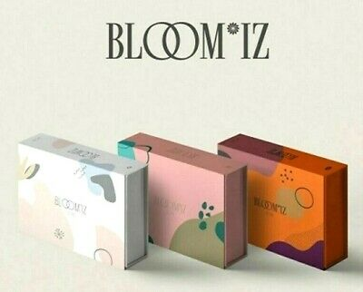 Izone - Vol.1 Bloom Iz Album (Select +/- Poster) [Kpoppin Usa]