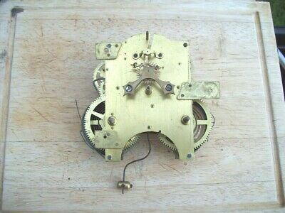 Genuine Ansonia Clock Movement Circa 1890
