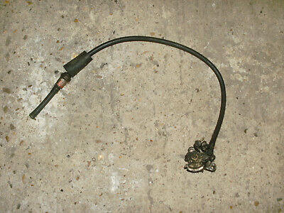 Peugeot Speedfight 50 Oil Pump Cable Type Low Mileage