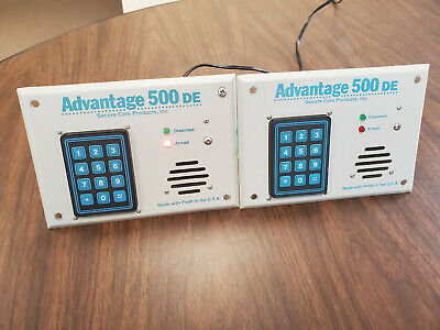 Advantage 500DE Delayed Egress Door Panel SecureCare