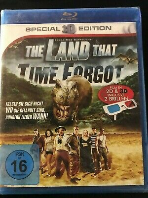 Thea Land That Time Forgot [Disque Blu-Ray] avec 2 X 3D-Brillen 2x 88Min.