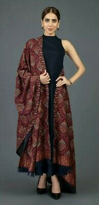 Bareeze Embroidered Karandi Lawn Shawl for Wedding, Parties and Casual Outfit.