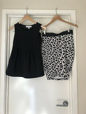 Ripe Maternity Skirt And Top