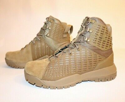 Under Armour Womens Stryker High Traction Tactical Boots Size 8.5 [1299245-728]