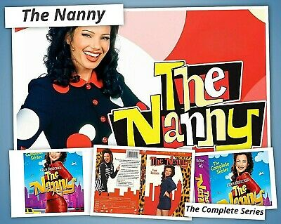 The Nanny: The Complete Series (DVD, 2015, 19-Disc Set) Free Shipping Sealed