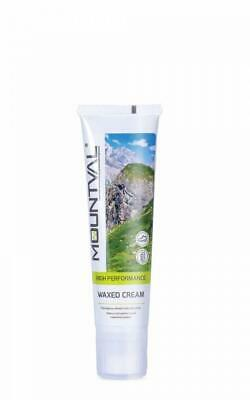 Mountval Crema Cera, per Scarpe in 100ml - 3.38 fl. oz., Transparente