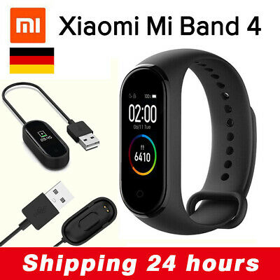 Original Xiaomi Mi Band 4 Fitnesstracker / Fitnessarmband / Smart watch - NEU ~R