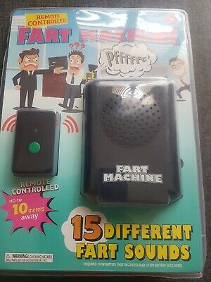 Fart Machine Remote Controlled (New)