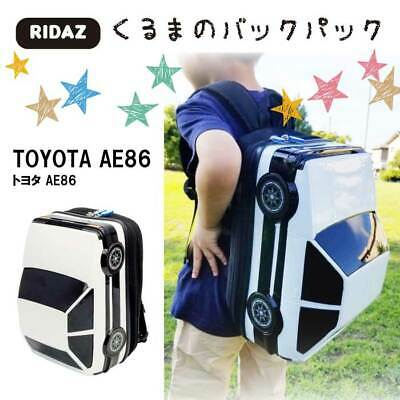 TOYOTA AE 86 Backpack Bag for Kids TRUENO official licensed products Normal ver.