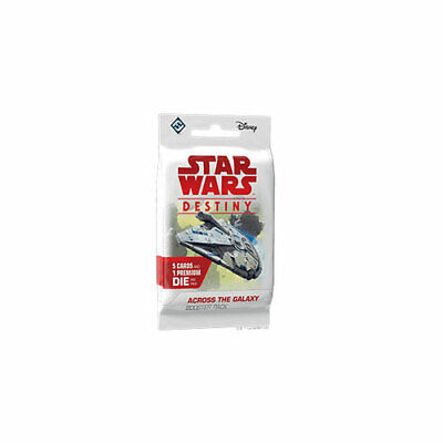 Star Wars Destiny: Across the Galaxy Booster Pack - Brand New & Sealed