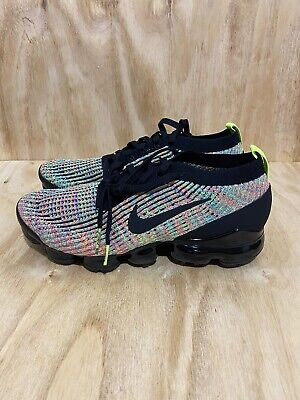 Nike Air Vapormax Flyknit 3 Running Shoes Multicolor [AJ6900-006] Men's  Size 9