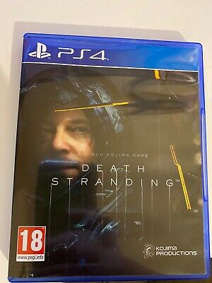 Death Stranding (PS4) Free UK Shipping. Mint Condition.