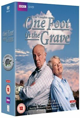 One Foot In The Grave Complete Series 1 2 3 4 5 6 & Specials DVD New & Sealed