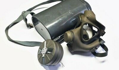 M65 Draeger NATO German Gas Mask WW2 New Unissued With Original Container