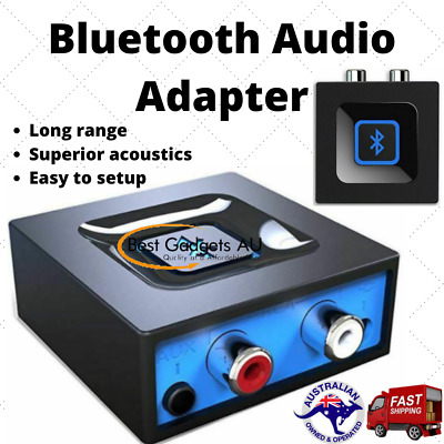 Bluetooth Audio Adapter for Music Streaming Sound System Esinkin Wireless Audio