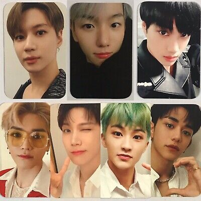 SuperM WE ARE THE FUTURE LIVE TOUR PHOTO CARD LIMITED VERSION - 2020