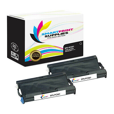 3PK New Fax Film Cartridge For Brother PC-501 Brother FAX-575 PC501