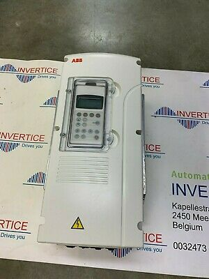 ABB ACS800-01-0020-3  15kW  frequency drive