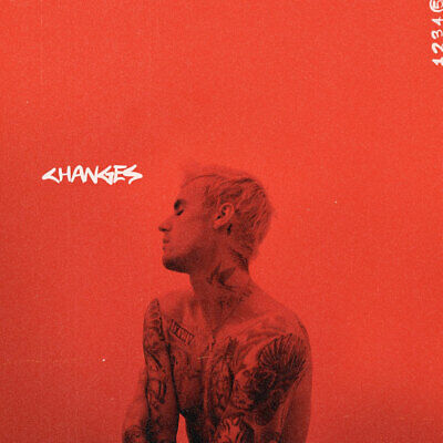 Justin Bieber - Changes (Brand New CD, 2020) + Free Shipping PREORDER 2/14