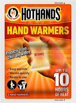 Hot Hands Hand Warmers (Up to 10 Hours Heat)