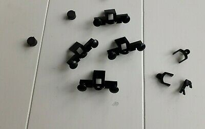 LEGO train coupling buffers magnets x 21 brand new