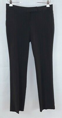 Worthington women's size 12 gray black stripe Modern fit Midrise dress pants NWT