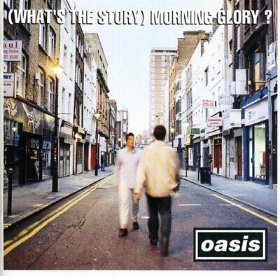 What's The Story Morning Glory [Audio CD] Oasis