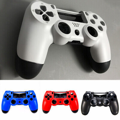 Plastic Housing Shell Cover Replace For Sony PS4 Dualshock Controller Joystick