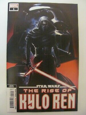 Star Wars The Rise of Kylo Ren #1 Marvel 2019 Series 2nd Print 9.6 Near Mint+