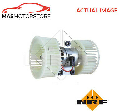 Interior Blower Fan Motor Lhd Only Nrf 34113 P New Oe Replacement