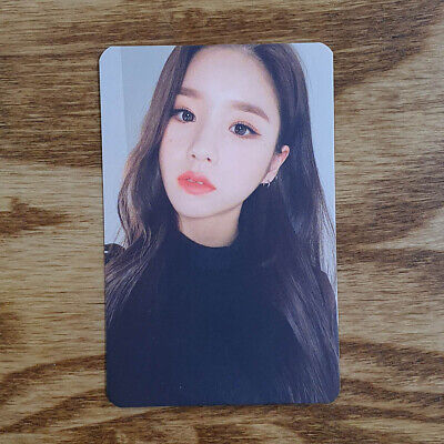 Heejin Official Photocard Loona 2nd Mini Album Hash # Monthly Girl Genuine Kpop