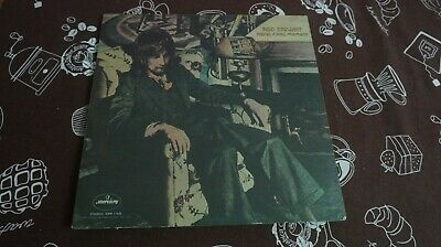 US LP/Rod Stewart Never A Dull Moment 1972