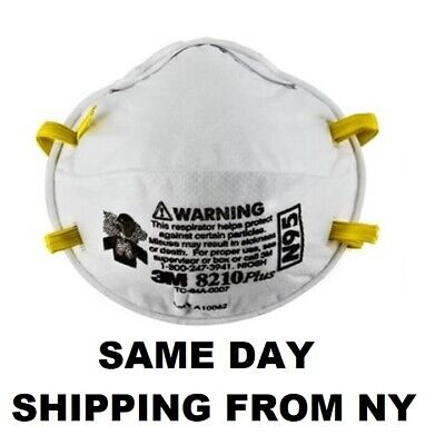 New 3M 8511 N95 Particulate Respirator Mask W/ Exhalation Valve - 1 Mask Only