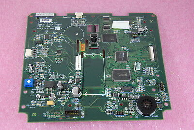 Chattanooga 47801 47800 Pcb Display DTS Traction LCD traction Control board