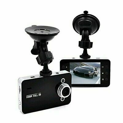 """1080P Car Dashcam HD 3PM Video Cam Recorder with Night LCD Vision 2.4"""" Scre F8Y0"""