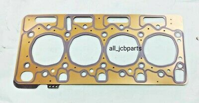 Jcb Gaskits - Head Gasket 444 Jcb Turbo Engine (Part No. 320/02616 320/02709)