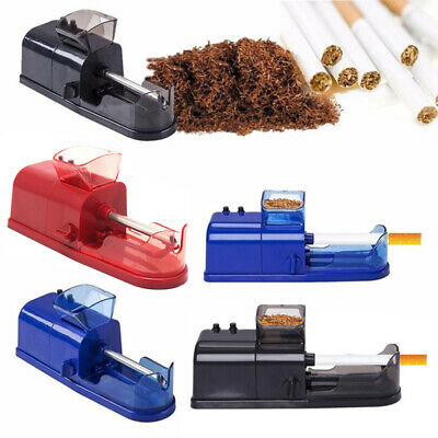 Electric Automatic Cigarette Rolling Machine DIY Tobacco Injector Roller Maker