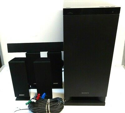 Sony HT-AS5 Home Theater System