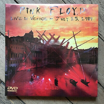 Pink Floyd - Live In Venice - July 15, 1989 2 CD + DVD Papersleeve New & Sealed