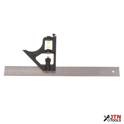 """Stanley 2-46-222 Combination Square 300mm (12"""")"""