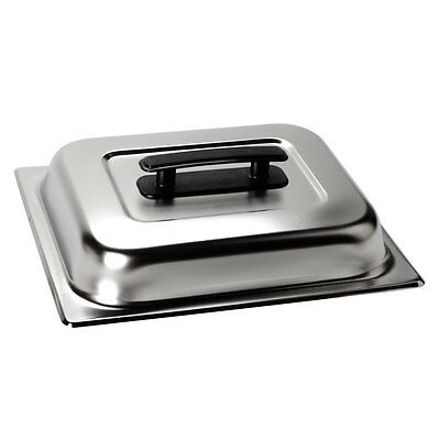 Choice Replacement Half Size Stainless Steel Chafer Chafing Dish Pan Lid Cover