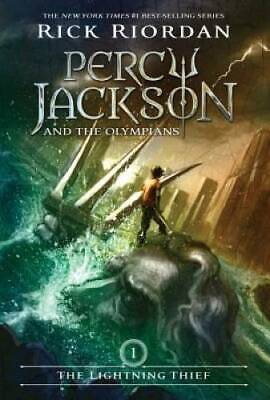 The Lightning Thief (Percy Jackson and the Olympians, Book 1) - VERY GOOD