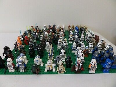 Genuine lego Star wars minifigures - lots to choose from - 2nd listing