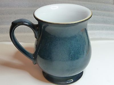Denby Soliatare Greenwich Green with rope ring decoration craftsman mug () VGC