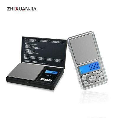 100/200/300/500/1000g 0.01/0.1g Precise Digital Jewelry Scales electronic
