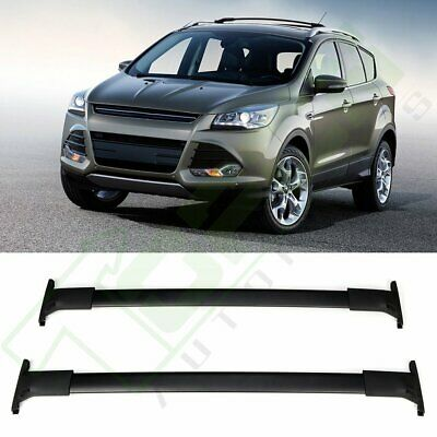 BRIGHTLINES CROSS BAR CROSSBARS ROOF RACKS  FOR 2013-2019 FORD ESCAPE OE STYLE